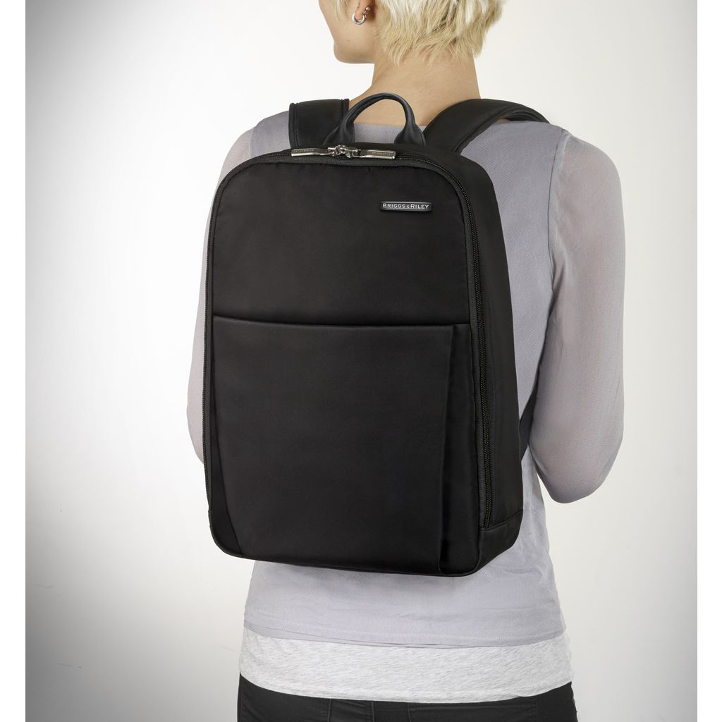 Briggs & Riley Sympatico Backpack | Black