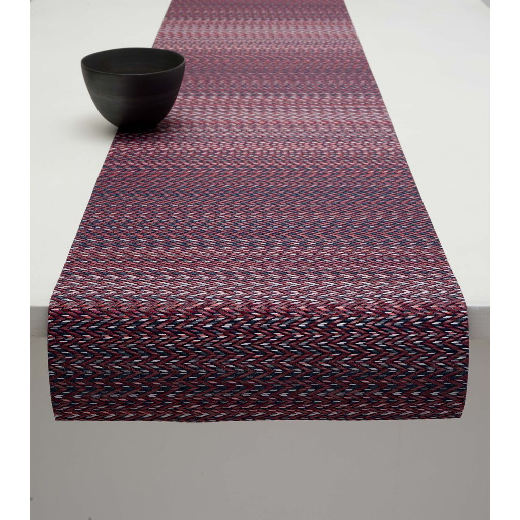 Chilewich Quill Table Runner | 14 x 72
