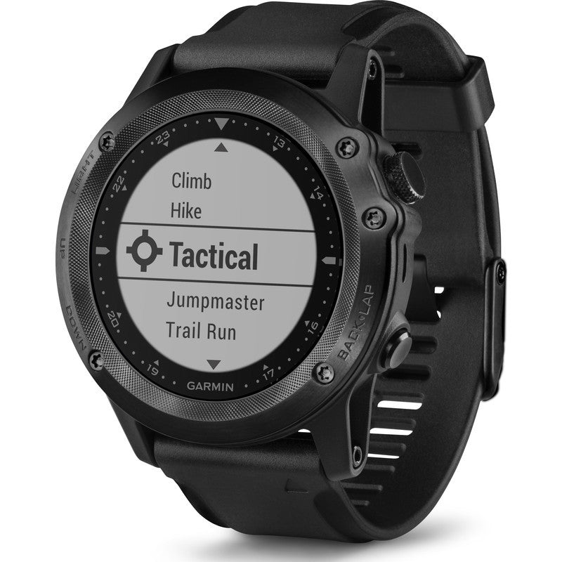 Garmin Tactix Bravo Multi-Sport GPS Watch | Silicone 010-01338-0C