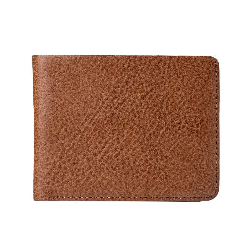 The Horse Men's Bi-fold Wallet | Tan STO123 -L17