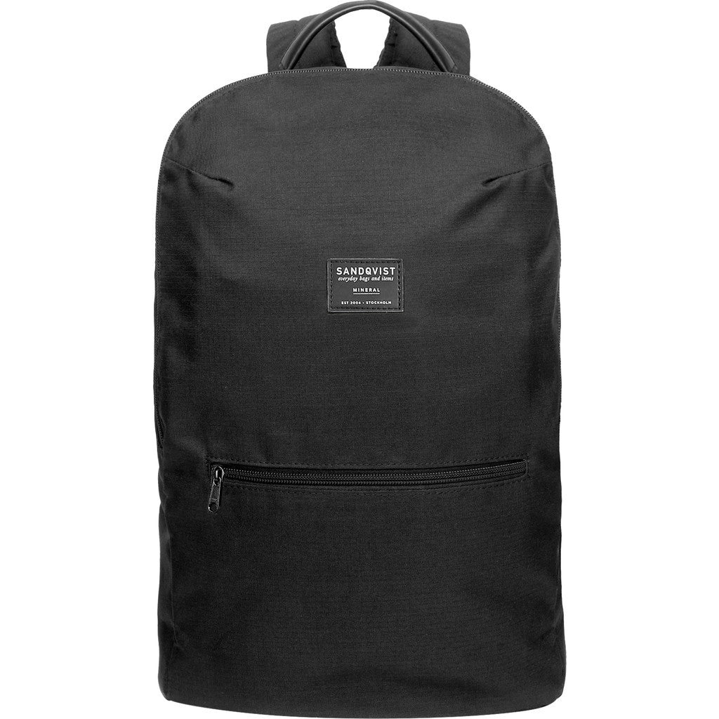 Sandqvist Theo Backpack | Black