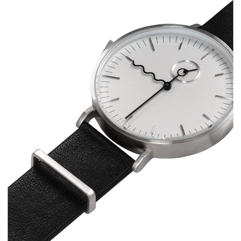 AARK Collective Tide Neu Watch | Silver