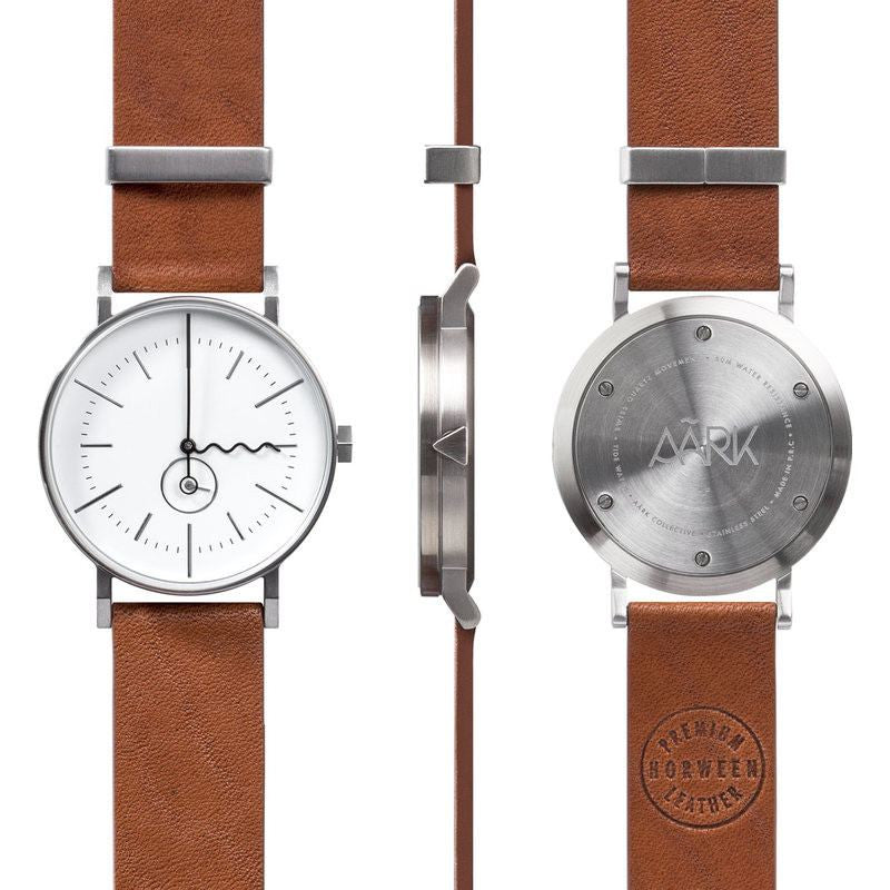 AARK Collective Tide Watch | Silver