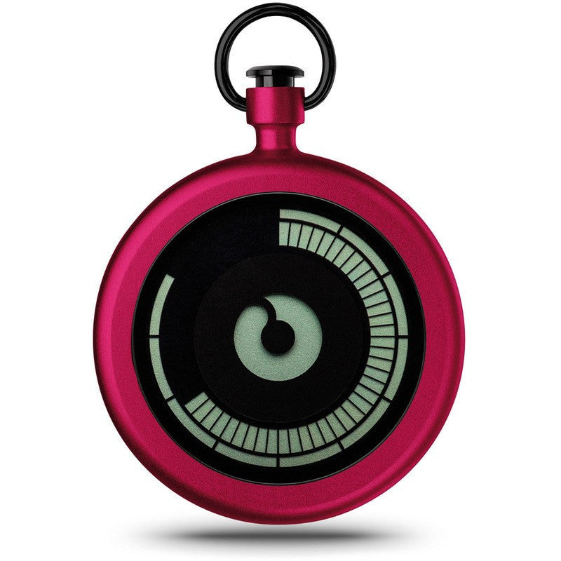 ZIIIRO Titan Cherry Pocket Watch | Z0009PWM