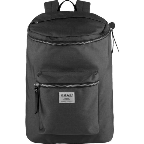 Sandqvist Tobias Backpack | Dark Grey SQA606