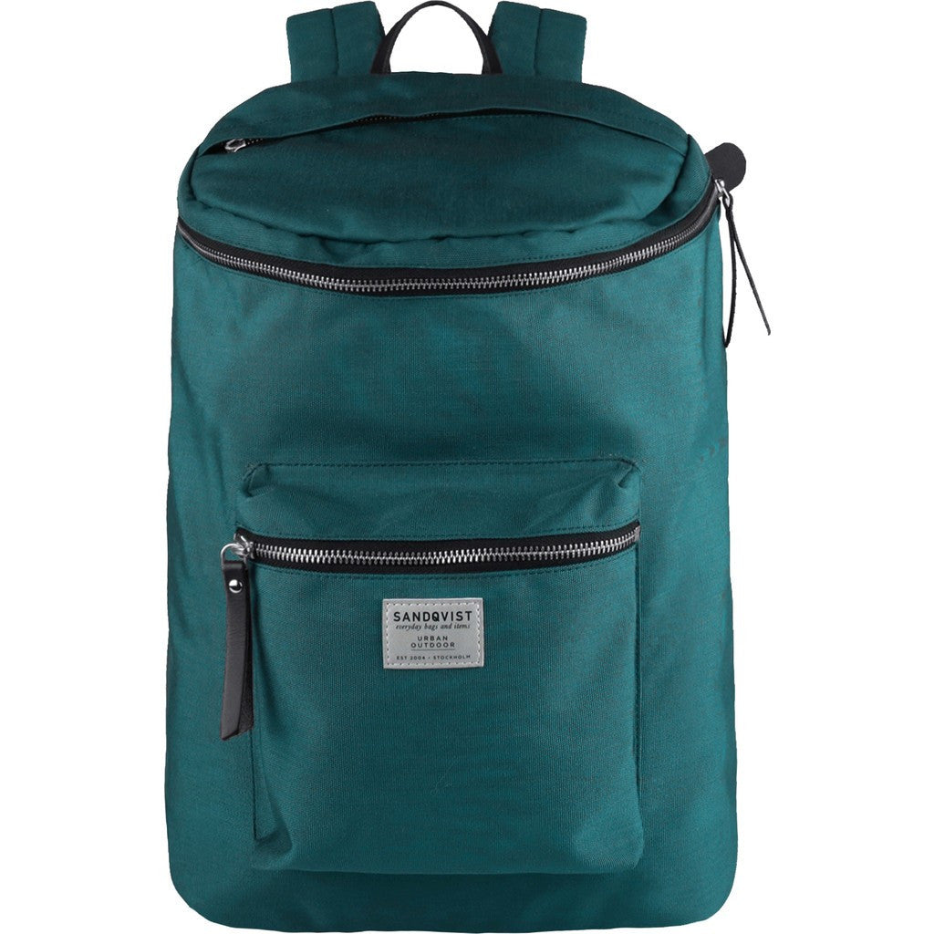 Sandqvist Tobias Backpack | Petrol Blue SQA607