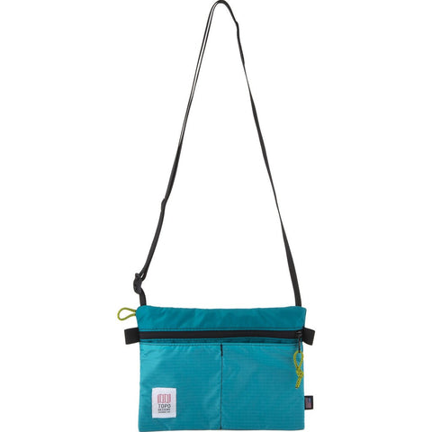 Topo Designs Accessory Shoulder Bag | Turquoise