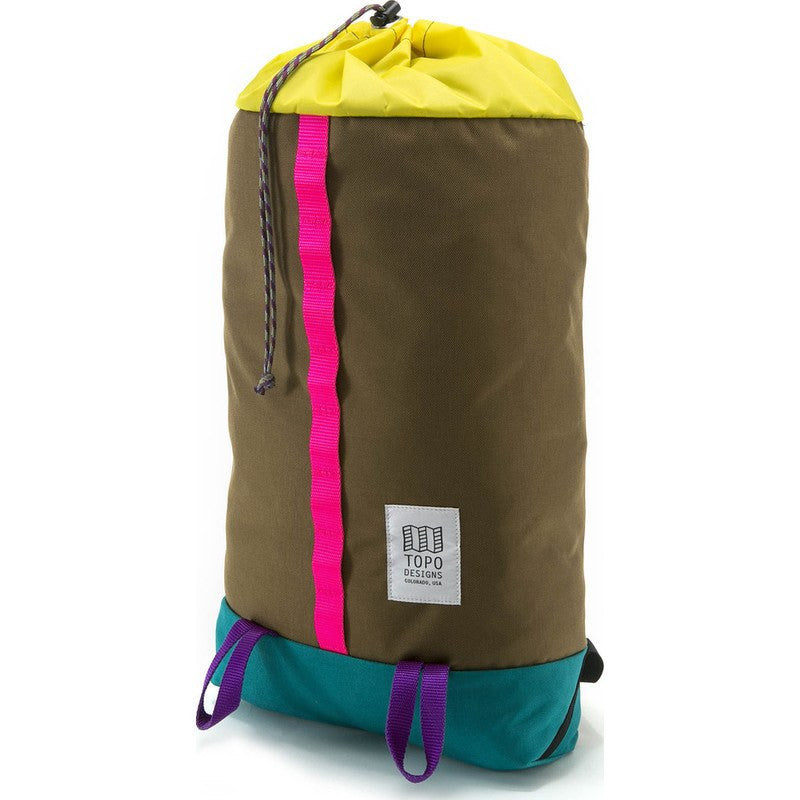 Topo Designs Cosmos Pack Backpack | Coyote