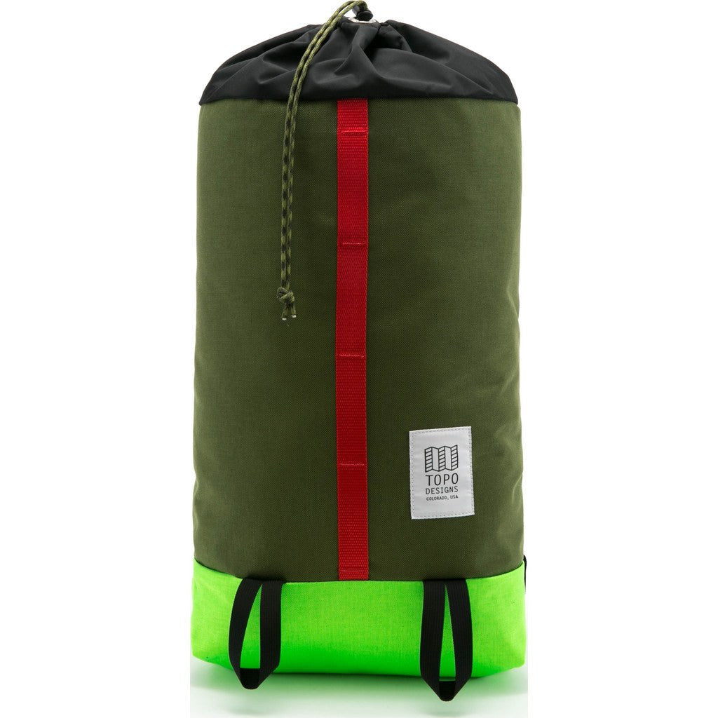 Topo Designs Cosmos Pack Backpack | Olive