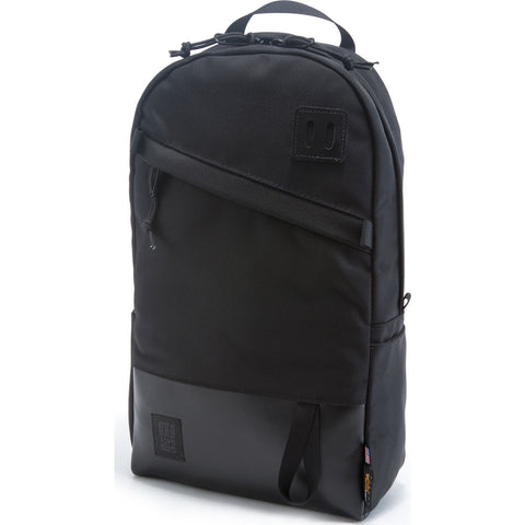 Topo Designs Daypack Backpack | X-Pac Black/Ballistic Black