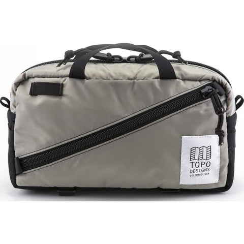 Topo Designs Quick Hip Pack | Silver