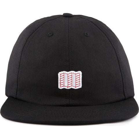 Topo Designs Mini Map Hat | Black