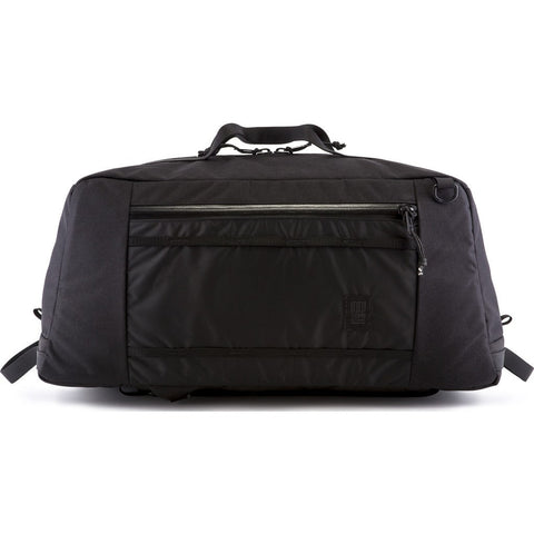 Topo Designs Mountain Duffel Hybrid Bag | Black