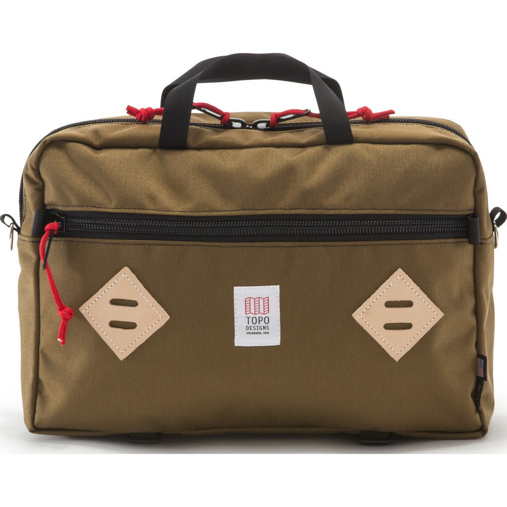 Topo Designs Mountain Briefcase | Coyote