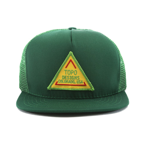Topo Designs Road Sign Hat | Green