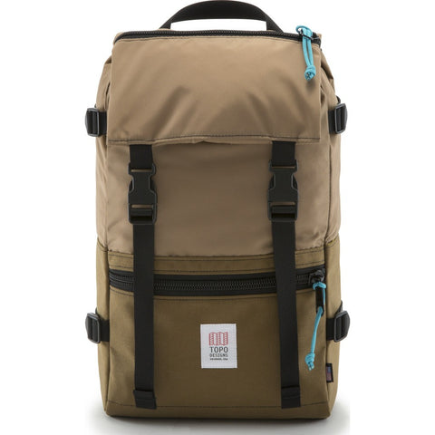 Topo Designs Rover Pack Backpack | Coyote