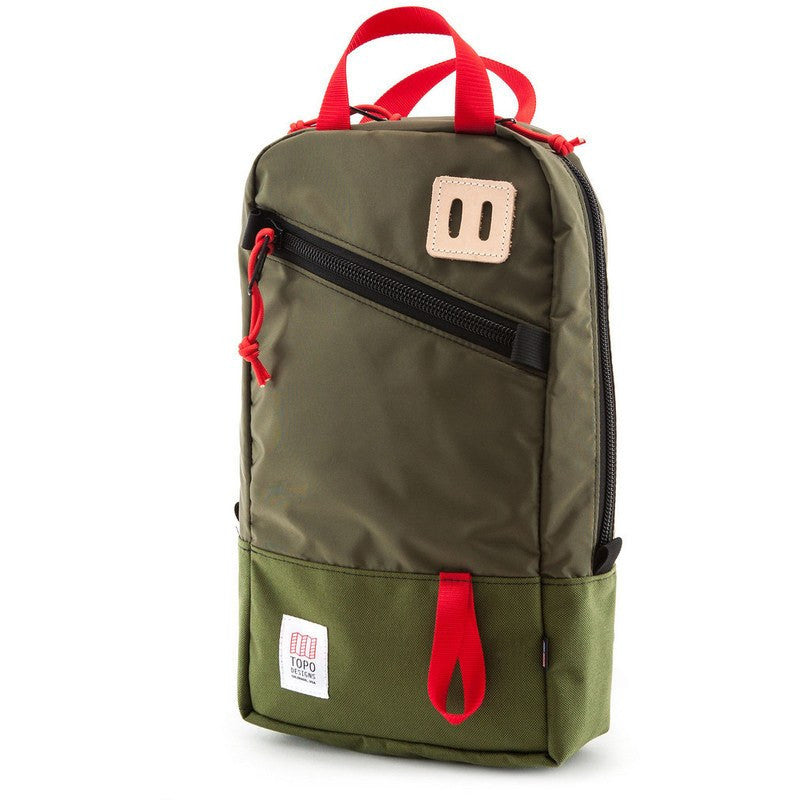 Topo Designs Trip Pack Backpack | Olive