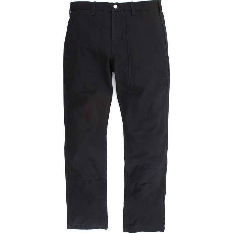 Topo Designs Duck Canvas Work Pants | Black