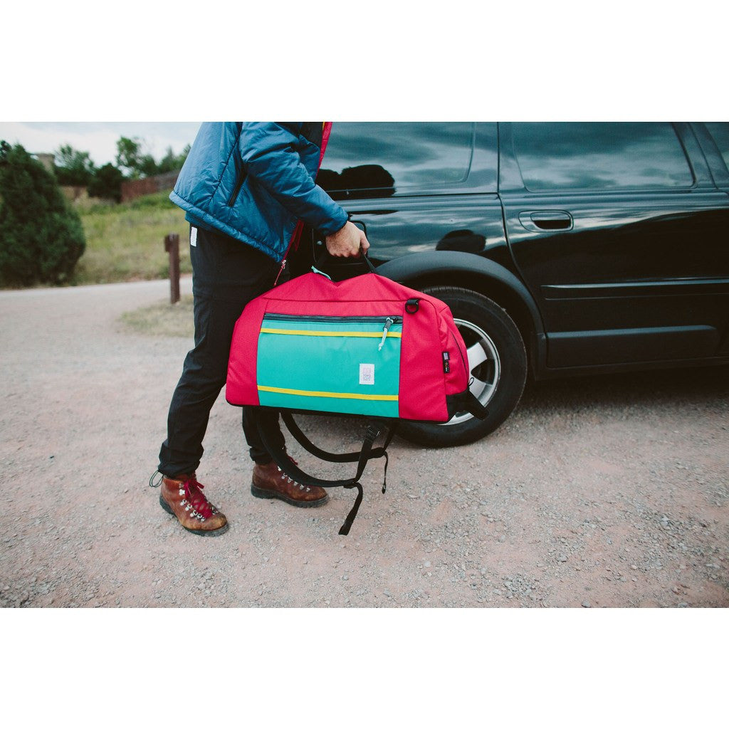 Topo Designs Mountain Duffel Hybrid Bag
