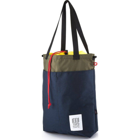 Topo Designs Cinch Tote Bag | Navy