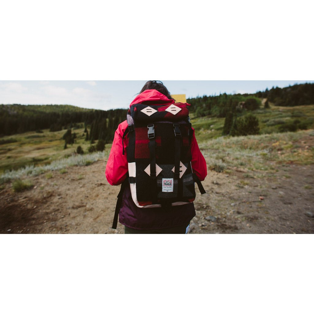 Topo Designs x Woolrich Klettersack 22L Backpack | Western