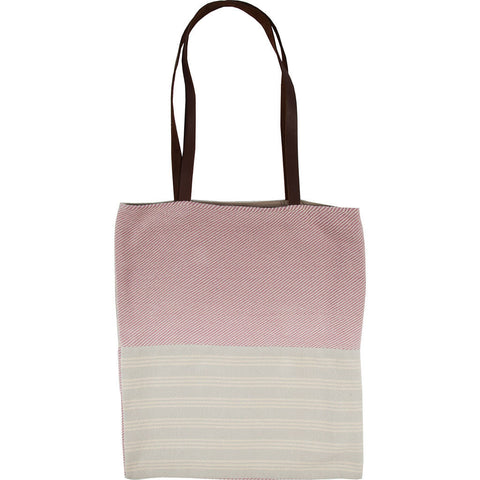Faribault Beacon Stripe Unstructured Tote Bag | Mulberry -BABEGY1570