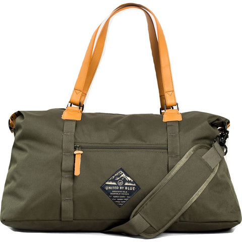 United by Blue Trail Weekender | Olive 504-0027-OLIVE