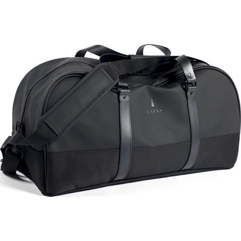 RAINS Waterproof Travel Duffel Bag | Black