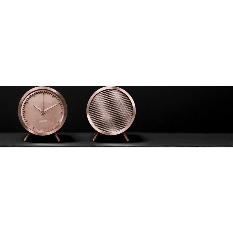 LEFF Amsterdam Tube Speaker | Copper