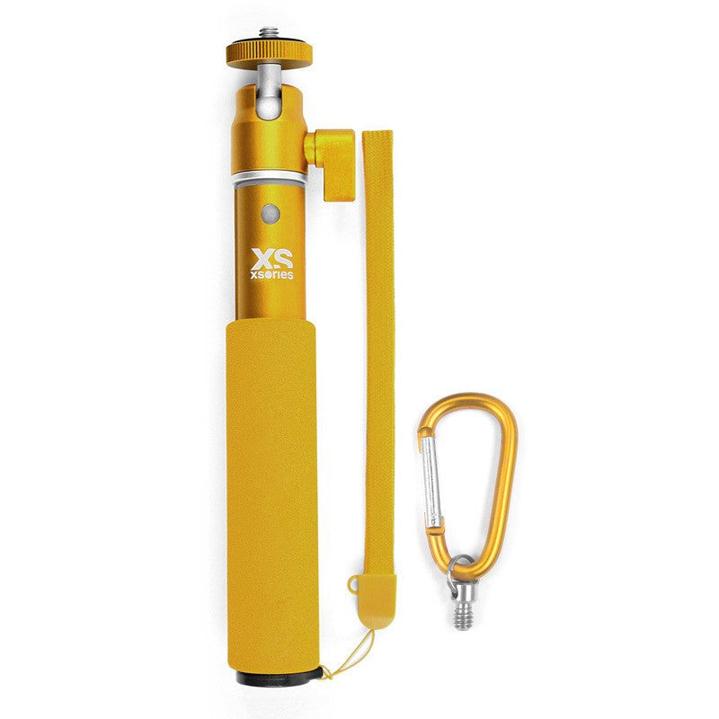 XSories U-Shot Monochrome Handheld Monopod | Gold