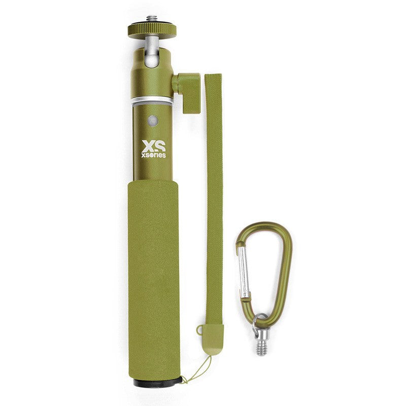 XSories U-Shot Monochrome Handheld Monopod | Deep Forest Green