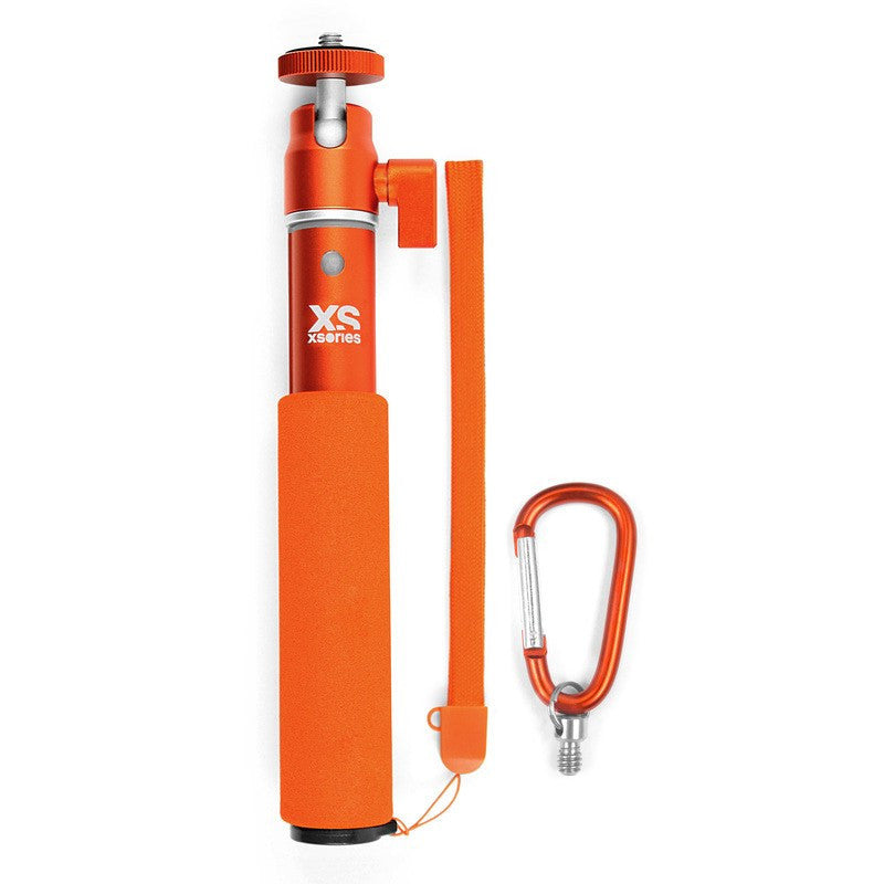XSories U-Shot Monochrome Handheld Monopod | Orange