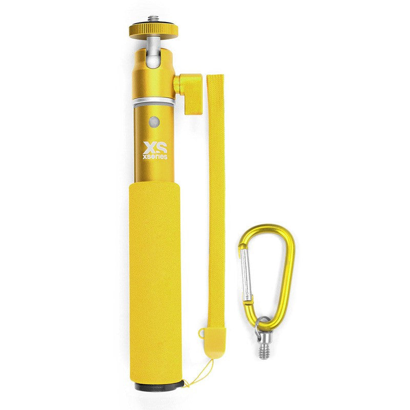 XSories U-Shot Monochrome Handheld Monopod | Yellow