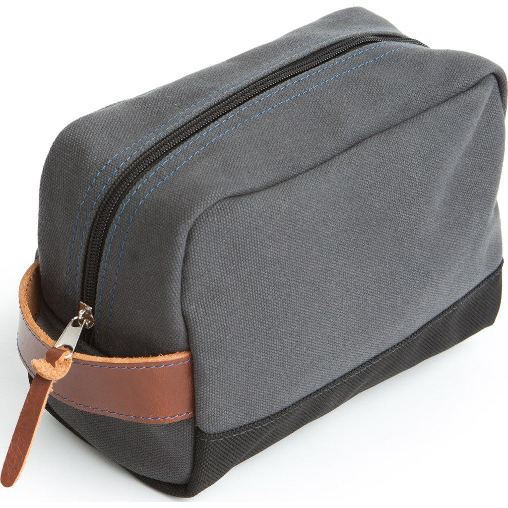 Owen & Fred Hey Handsome Shaving Kit Bag | Grey
