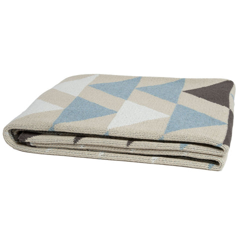 in2green Up and Down Blanket Eco Throw
