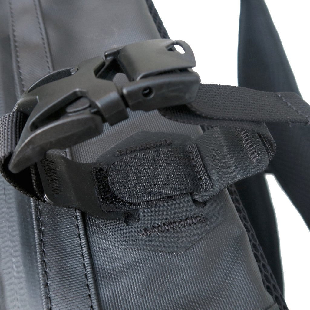 Black Ember Utility Strap Set | Black