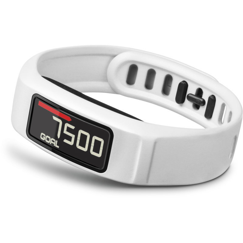 Garmin Vivofit 2 Activity Tracking Watch | White