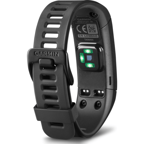 Garmin Vivosmart HR Bluetooth Activity Tracker | Black
