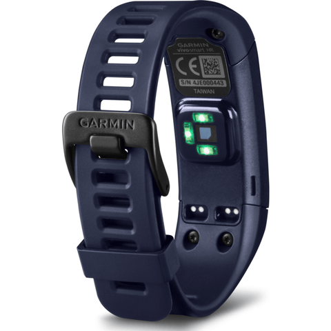 Garmin Vivosmart HR Bluetooth Activity Tracker | Midnight Blue
