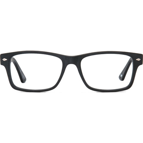 Proof Warren Optical Glasses | Matte Black/Clear