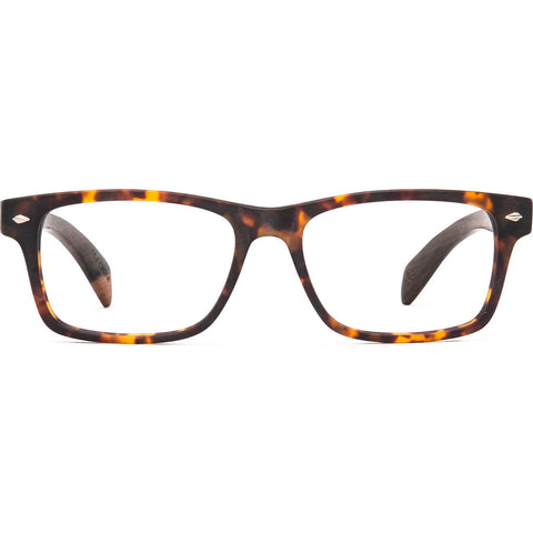 Proof Warren Optical Glasses | Rootbeer/Clear