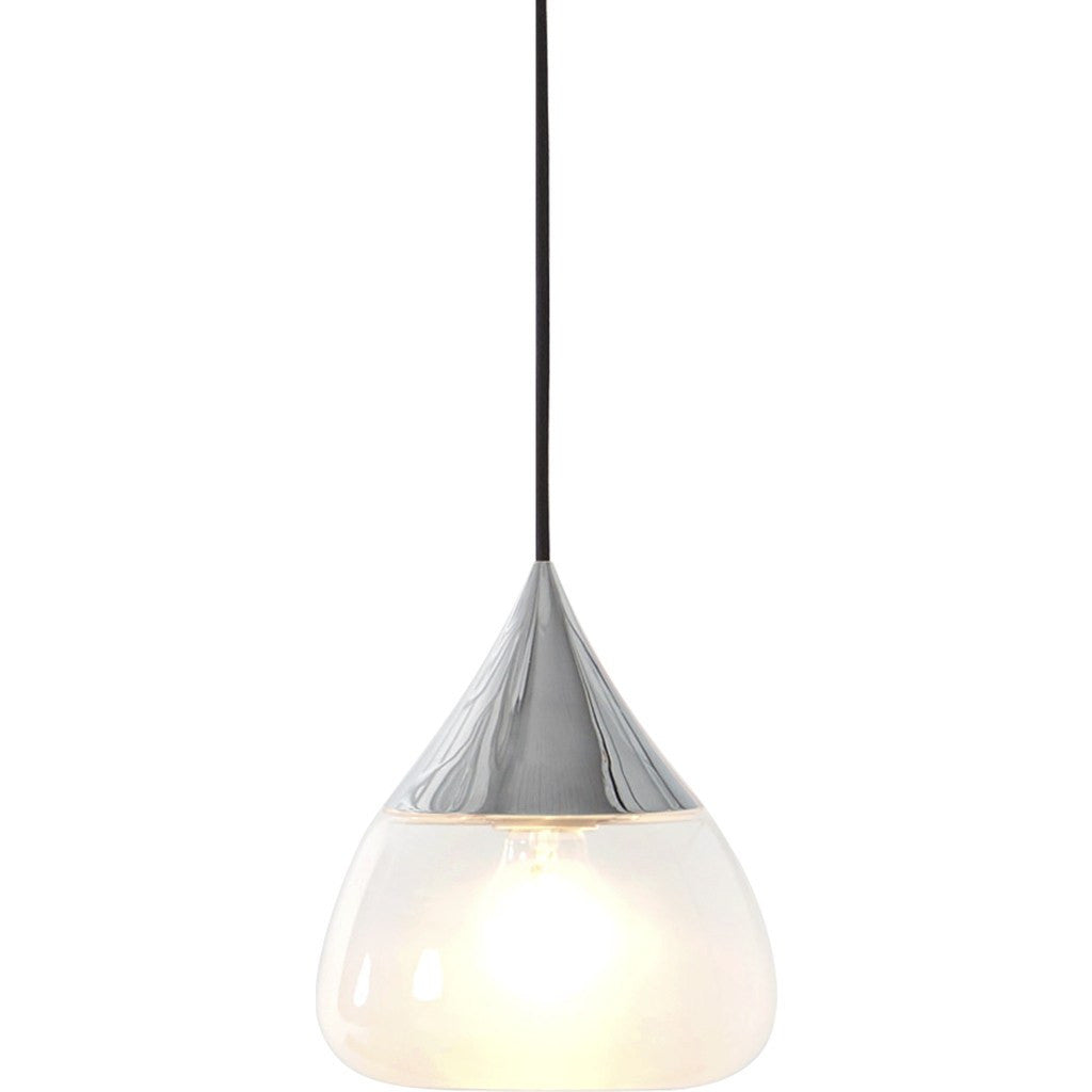 Seed Design Mist Medium Pendant Lamp | Chrome SQ-8997P-CRM