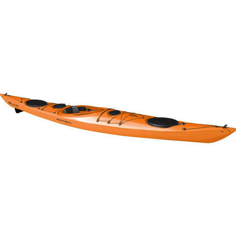 Point 65 Whisky 16 3L Skeg Touring Kayak | Orange 115020205
