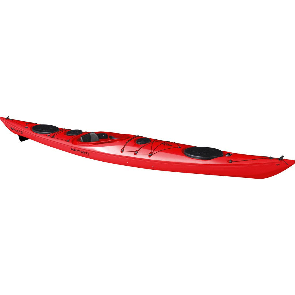 Point 65 Whisky 16 3L Skeg Touring Kayak | Red 115020204