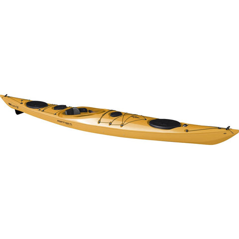 Point 65 Whisky 16 3L Skeg Touring Kayak | Yellow 115020203