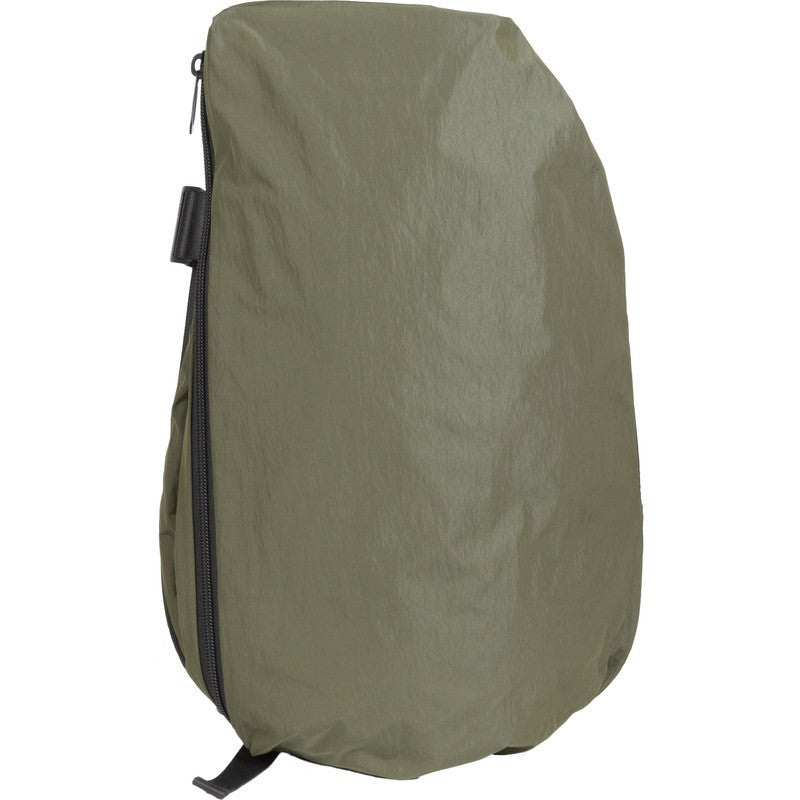 Cote et Ciel Isar Memory Tech Laptop Backpack | Olive Green