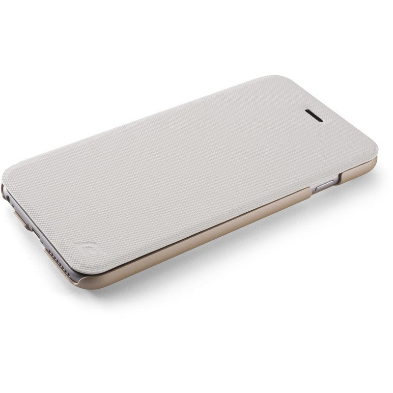 ElementCase Soft-Tec iPhone 6 Plus Case White/Gold