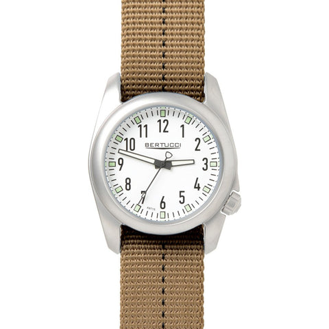 Bertucci Ventara White Watch | Coyote 11070