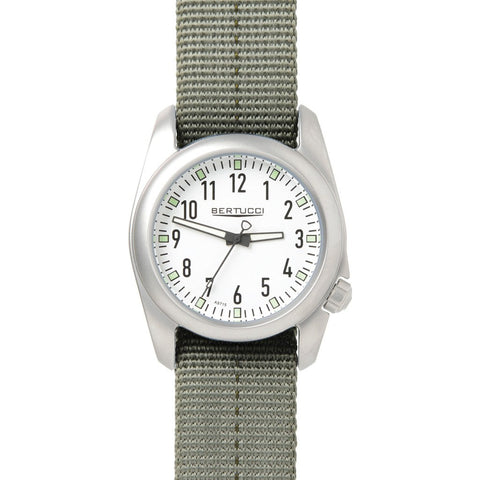 Bertucci Ventara White Watch | Defender Drab 11073