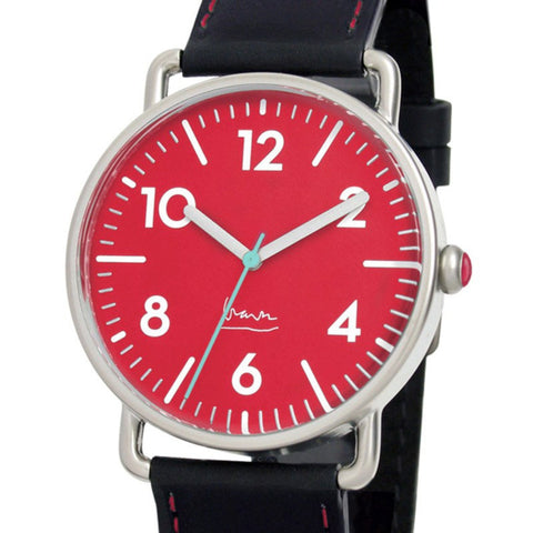 Projects Watches Michael Graves Witherspoon Watch | Red
